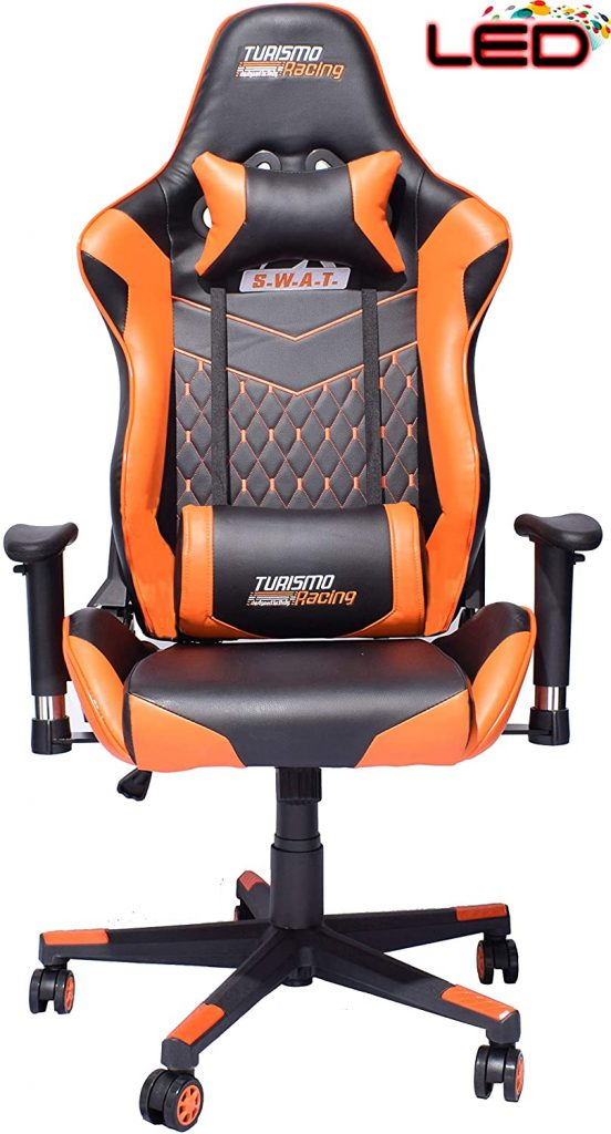 Turismo : Chaise gaming Led